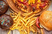 مصرف غذاهای فرآوری شده ریسک دیابت را افزایش میدهد