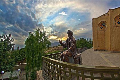 آرامگاه شیخ ابوالحسن خرقانی کجاست؟ +عکس
