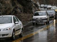 ممنوعیت تردد در محورهای شمالی
