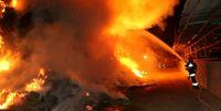 مرگ آتشین مداح معروف +عکس
