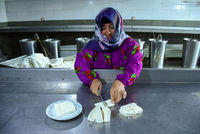 پنیر لیقوان چطور تولید میشود +عکس