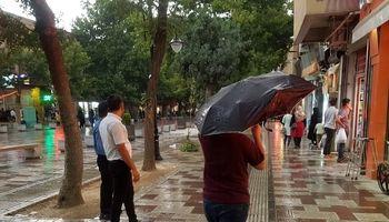 طراوت باران تابستانی +تصاویر