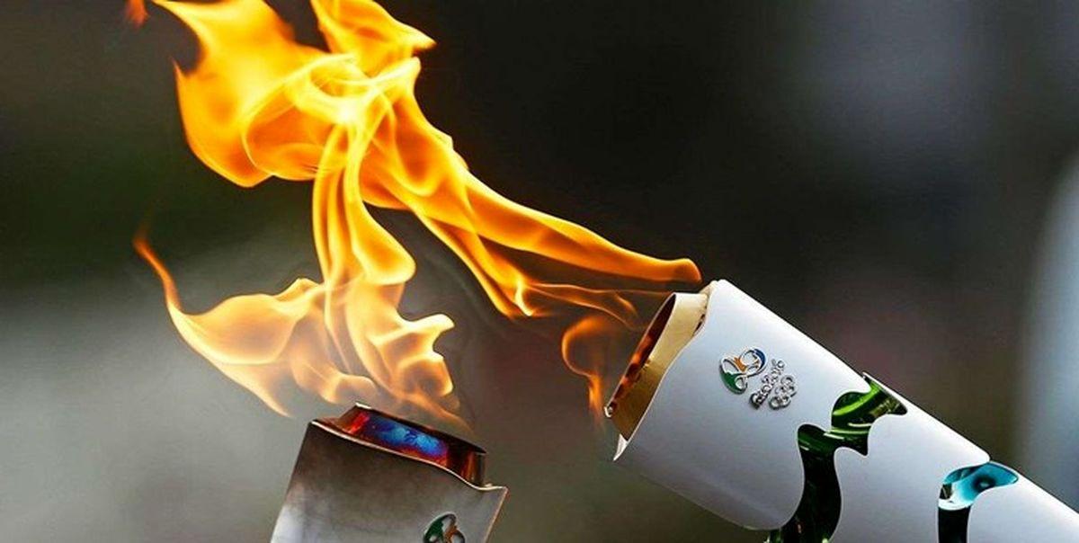 آنچه درباره مشعل المپیک نمیدانید