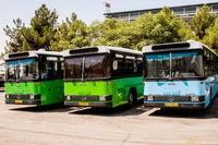 اعلام مسیر حرکت اتوبوسها در تهران برای نماز عید فطر