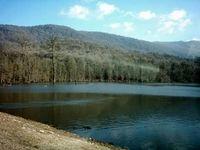 دریاچه الندان جاذبه طبیعی مازندران+عکس