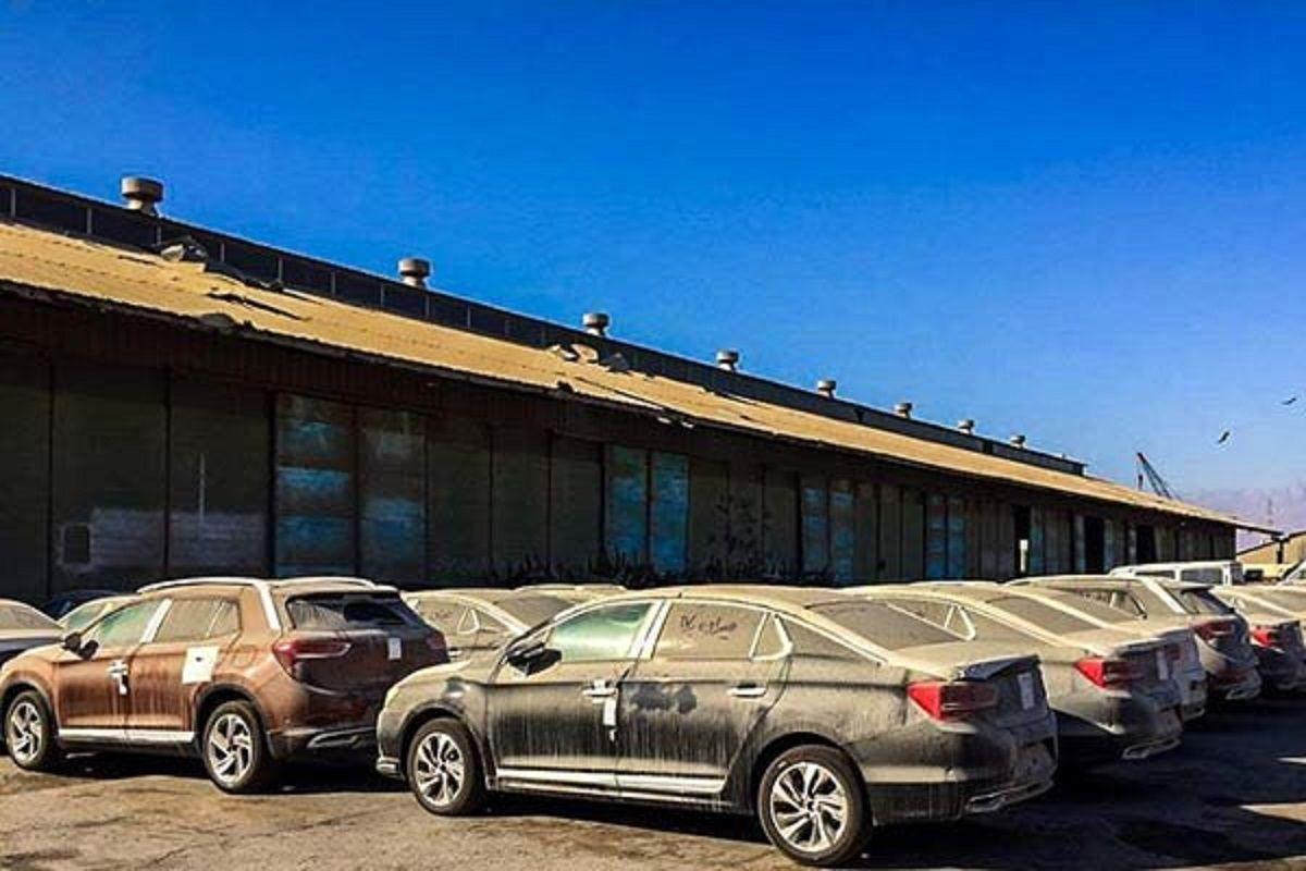 ترخیص خودروهای توقیفی به بنبست خورد