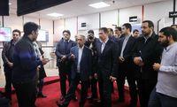 بازدید معاون اقتصادی رئیسجمهور از سامانههای گمرکی +تصاویر