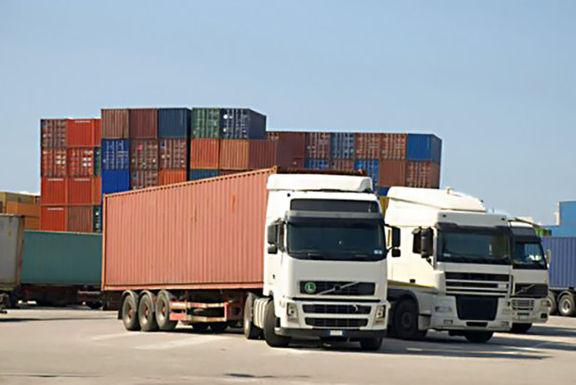 ۱۱ درصد؛ رشد صادرات کالا از مرزهای زمینی