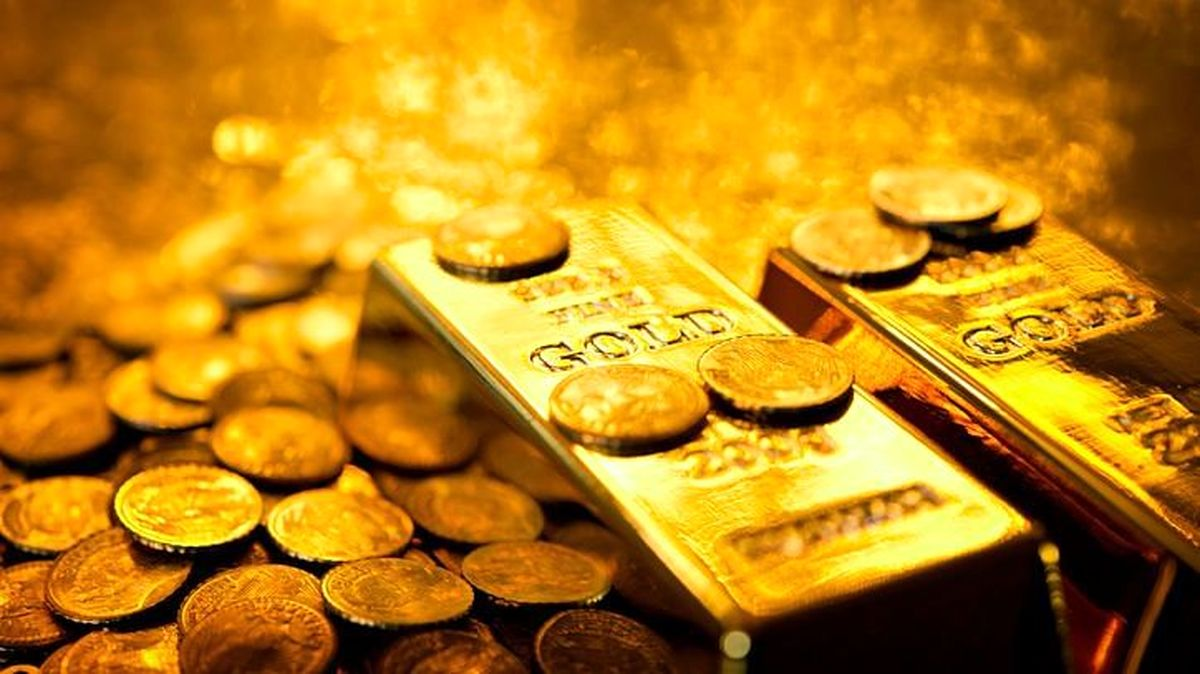 طلا ۲۰۰۰ دلاری شد