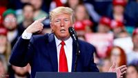 ترامپ از تهدید به جنایت جنگی خود دفاع کرد