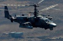 سقوط بالگرد روسی در سوریه ۲ کشته برجای گذاشت
