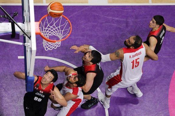 بسکتبال ایران با عربستان، سوریه و قطر همگروه شد