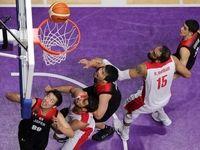 بسکتبال ایران از کره انتقام گرفت