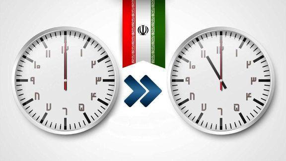 اختلال موقت خدمات بانکی با تغییر ساعت رسمی کشور