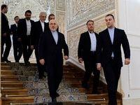 دیدار نایب رییس مجلس عراق با ظریف +تصاویر