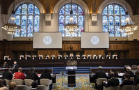 هشدار رییس دادگاه لاهه به آمریکا/ آمریکا از اختلال در ارسال کالا به ایران خودداری کند