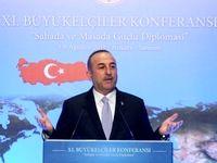 وزیر خارجه ترکیه: تحریم ایران، به تمام منطقه آسیب میزند