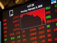 توقف بورس آمریکا با کاهش خرده فروشی در ایالات متحده
