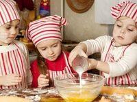 با بچهها در آشپزخانه بازی کنید!