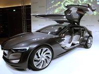غایبان بزرگ نمایشگاه خودروی فرانکفورت