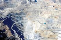 مختل شدن 6.9میلیارد دلار از تولیدات معدنی جهان با شیوع کرونا/ توقف تولید در 260معدن جهان از اوایل ماه مارس