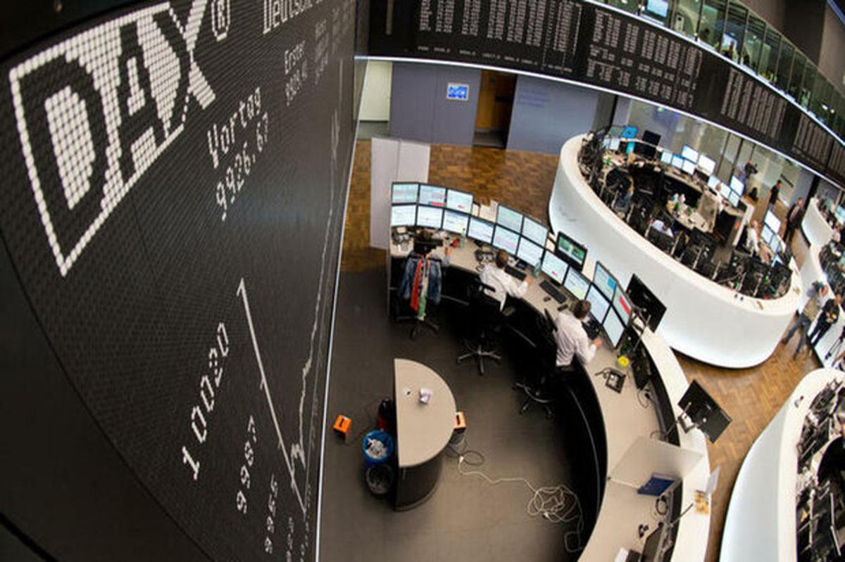 جهش شاخص سهام اروپایی