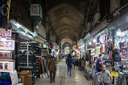 حال و هوای امروز بازار تهران +تصاویر