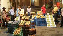 خزان عمدهفروشی و بهار گرانفروشان میوه