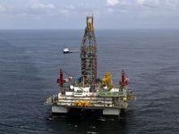 احداث سکوی جدید آذربایجان برای استخراج نفت در  دریای خزر