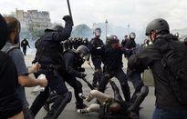 برخورد خشونتآمیز پلیس فرانسه با معترضان +فیلم