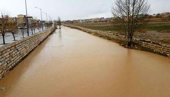 وسعت مناطق سیلزده آققلا ۴۵درصد کاهش یافت