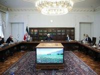 روحانی: بورس نقطه امیدی در شرایط خاص اقتصادی کشور است/ بورس و بازار سرمایه با مشارکت مردم رونق گرفت