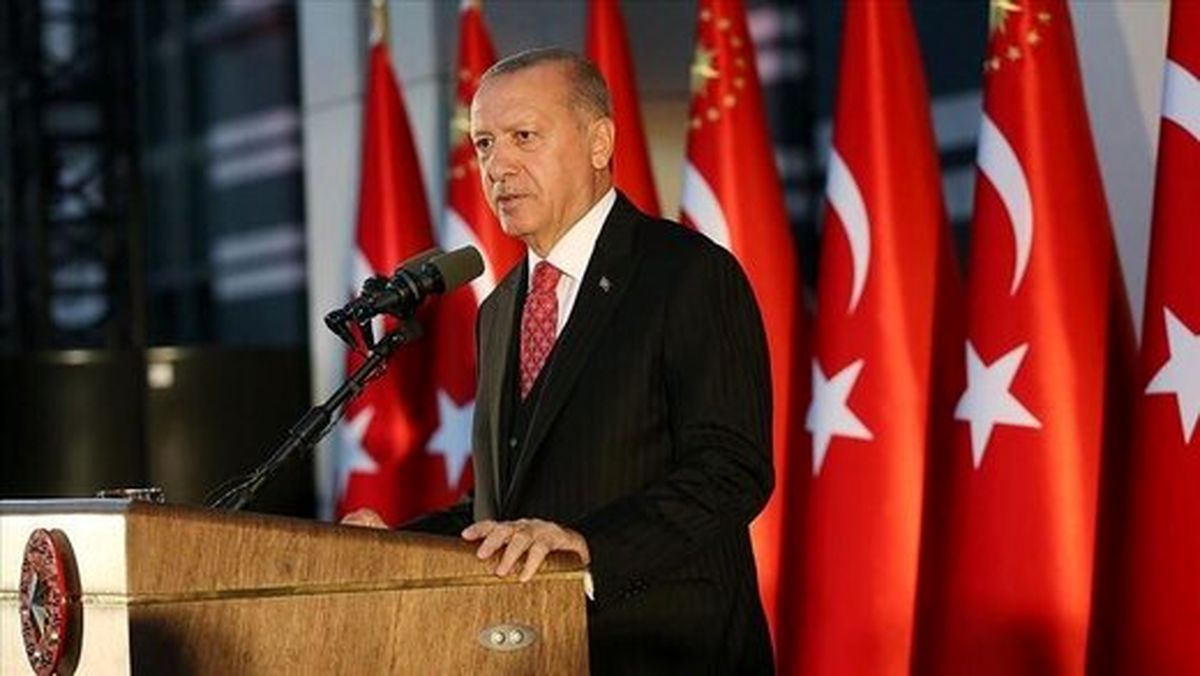 اردوغان هم سلاح اتمی میخواهد