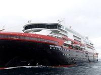آغاز سفر نخستین کشتی کروز هیبریدی جهان +تصاویر