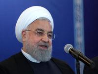 روحانی: تغییر لحن و رفتار آمریکا بعد از حمله موشکی ایران به پایگاهها +فیلم
