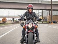 موتورسواری زنان در هاله ای از ابهام!