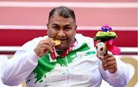 حامد امیری با رکوردشکنی طلایی شد