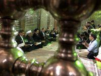 اعضای دولت با آرمانهای امام راحل تجدید میثاق کردند