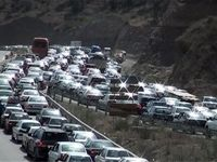 ترافیک سنگین در سه محور شمالی کشور