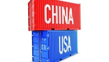 چین مازاد تجاری خود را کاهش داد