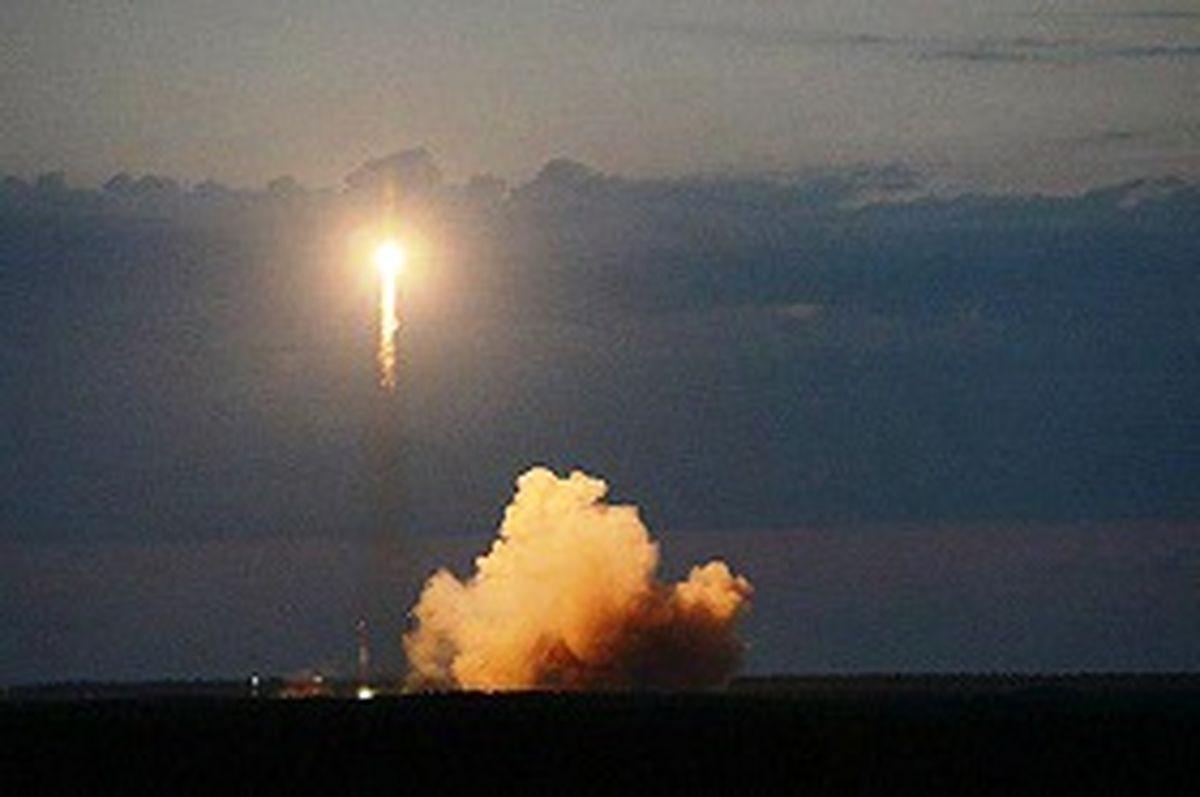 روسیه 3ماهواره نظامی به فضا فرستاد