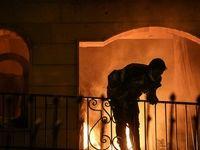 آتش نشانی در حادثه کلینیک سینا اطهر متخلف شد؟!