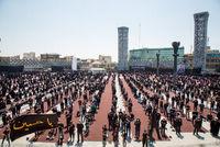 روز عاشورا در تهران +عکس