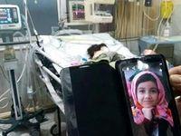 دختر ۸ ساله به ۳ نفر حیات بخشید +عکس