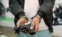 دستگیری سارقان مسلح طلا در کمتر از ۲۴ساعت توسط پلیس قشم