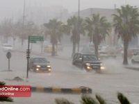 رکورد بیشترین بارندگی در عراق بعد از ۷۰سال