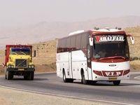 ورود همه اتوبوسهای مسافری به استان بوشهر ممنوع شد