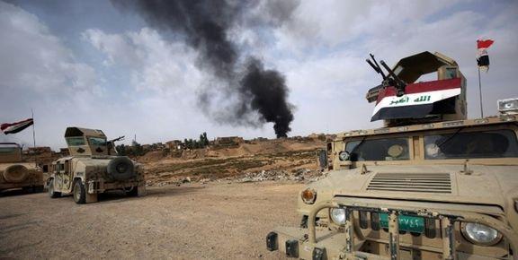 اخبار ضد و نقیض درباره حمله به پایگاه الحشدالشعبی