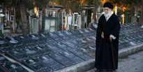 تصاویری از حضور رهبرانقلاب در مرقد مطهر امام خمینی (ره) +فیلم
