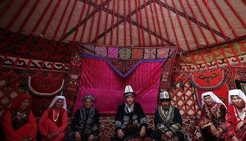 زندگی سنتی ترکهای قرقیز +عکس